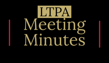 LTPA Meeting Minutes March 26